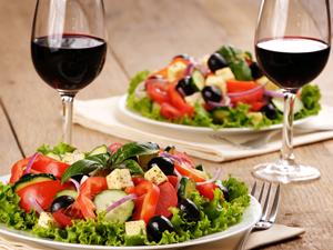 Alimentar - Vinhos com Moderação