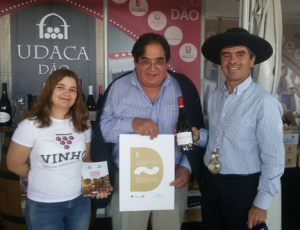 Com o Dr. Fernando Figueiredo, Presidente da UDACA